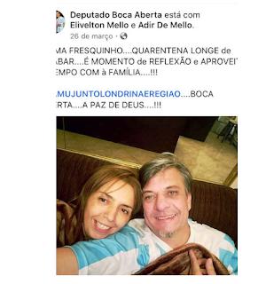 Vergonha: Boca Aberta vira notícia Nacional por gastar 100 reais no Facebook