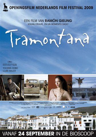 Tramontana Filmposter