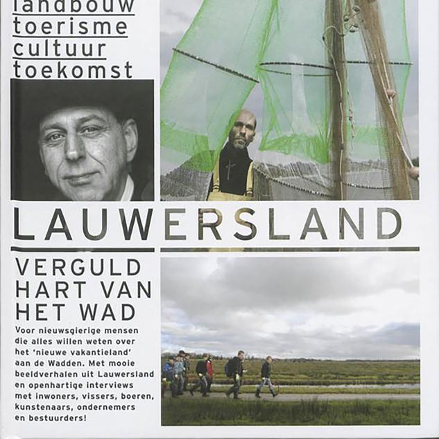 """Boek """"Lauwersland"""""""
