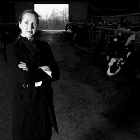 Boerenvrouw Nynke