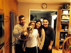 shea and family