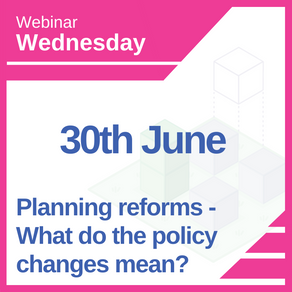 Planning reforms - What do the policy changes mean?