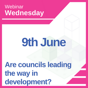 Are councils leading the way in development?