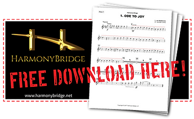 Harmony Bridge Ode to Joy Sample
