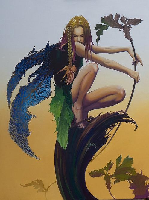 Leaf Fairy - Keith Donald