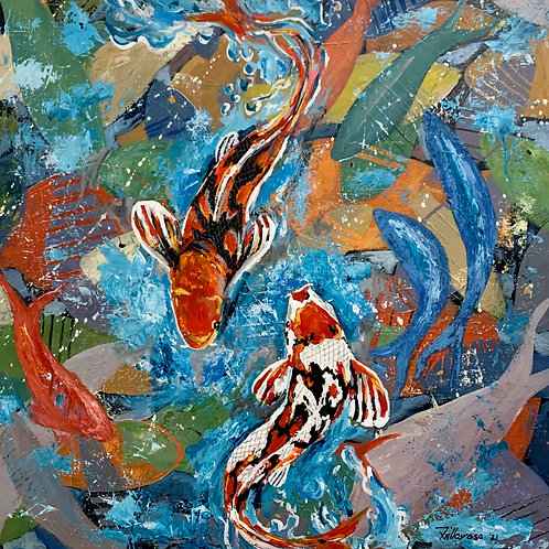 Yin and Yang - Tomas Villarosa