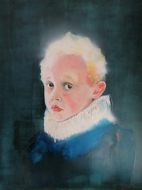 Junge (2020) - Julia Runggaldier