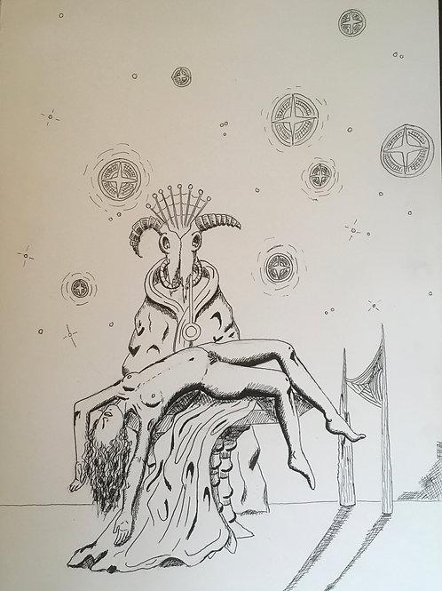THE STAR- HELEN - ASTIN HARDMAN