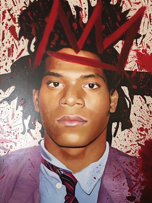 Brains On The Basquiat - Steven Thomson