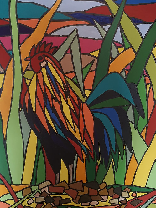 GAELIC ROOSTER