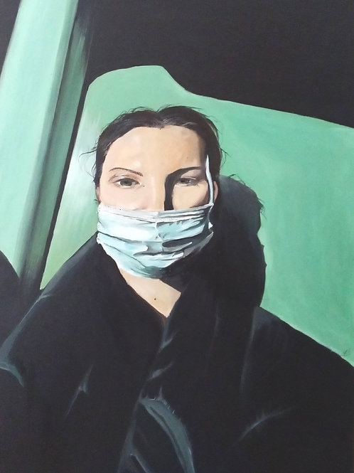Roman (Auto)portrait - Dominika Pilis