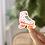 Thumbnail: Strawberry Roller Skate Vinyl Sticker