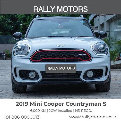 2019 Mini Cooper Countyman S