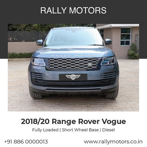 2018/20 Range Rover Vogue