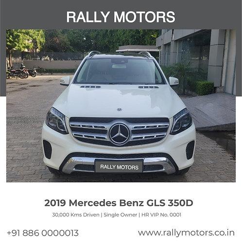 2019 Mercedes Benz GLS 350D
