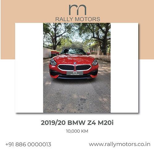 2019/20 BMW Z4 M20i