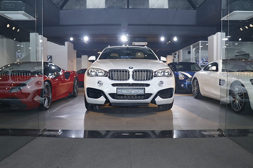 2015 BMW X6 M Sport