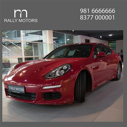 Porsche Panamera 2013