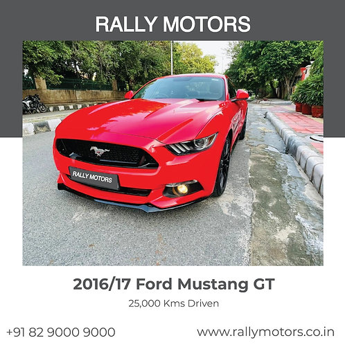 2016/17 Ford Mustang GT