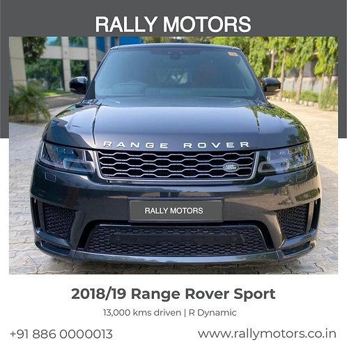 2018/19 Range Rover Sport