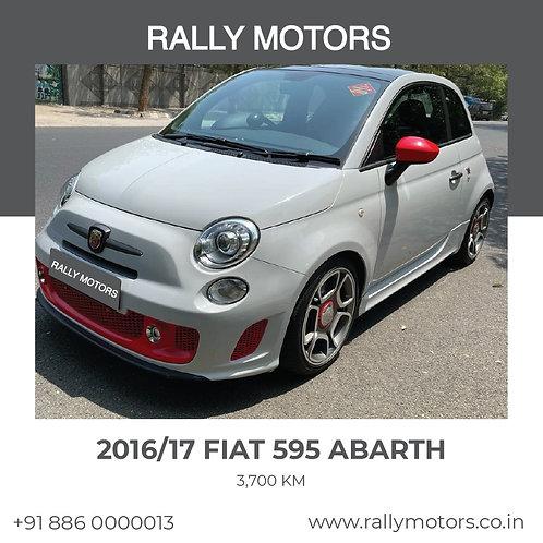 2016/17 FIAT 595 ABARTH