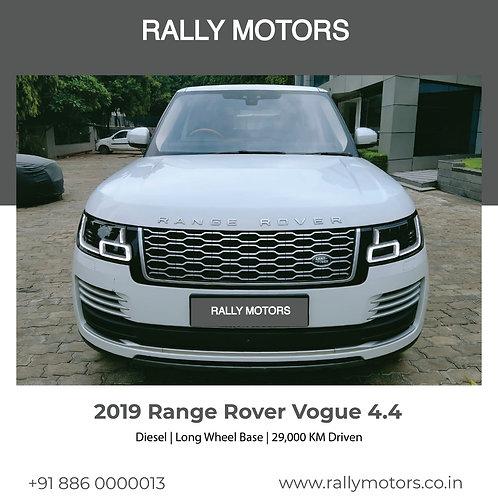 2019 Range Rover Vogue 4.4