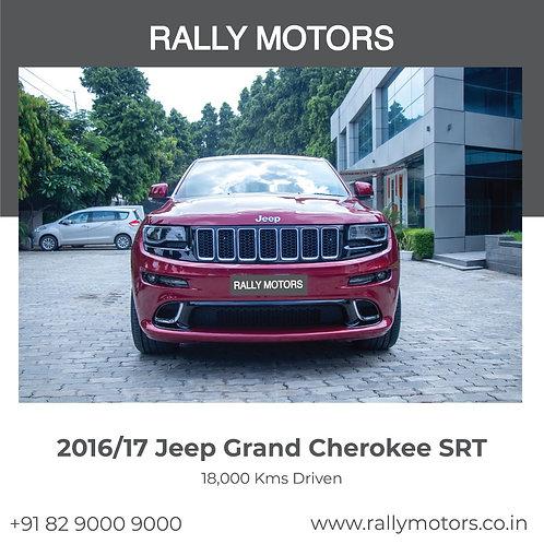 2016/17 Jeep Grand Cherokee SRT