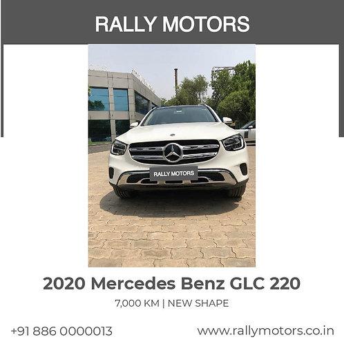 2020 Mercedes Benz GLC 220