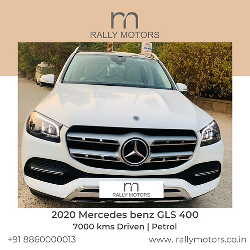 2020 Mercedes Benz GLS 400