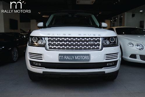 2013 Range Rover Vogue