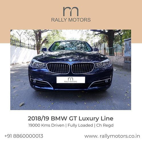 2018/19 BMW GT Luxury Line