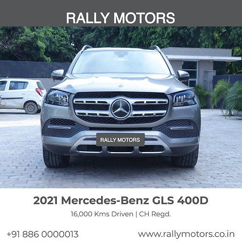 2021 Mercedes-Benz GLS 400D