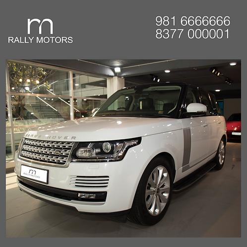 Range Rover Vouge 2013