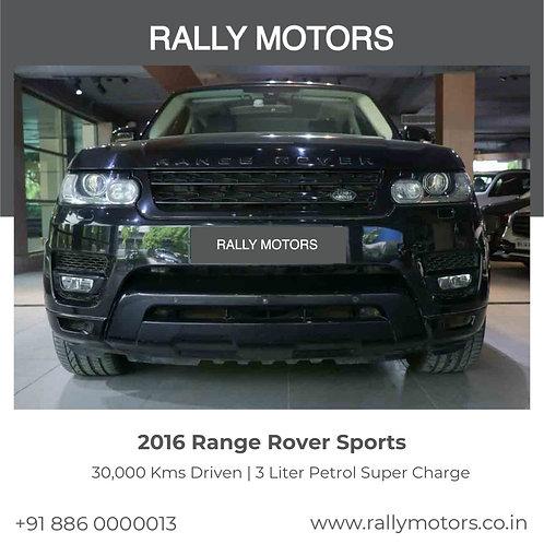 2019/20 Range Rover Sports SE