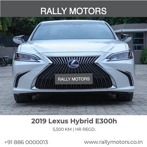2019 Lexus Hybrid ES300h