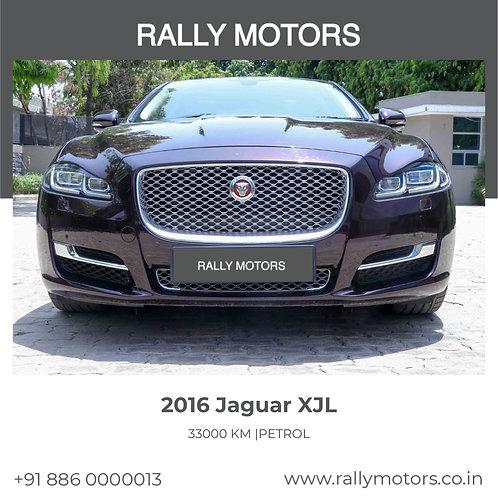 2016 Jaguar XJL 2.0