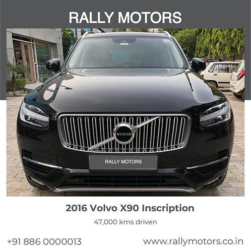 2016 Volvo X90 Inscription