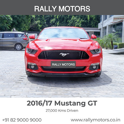 2016/17 Ford Mustang