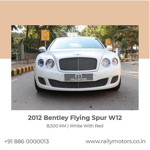 2012 Bentley Flying Spur W12