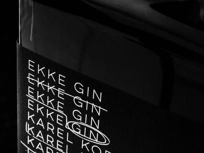 EKKE GIN Organic Gin vom Karel Korner
