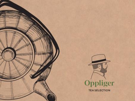 OPPLIGER ORGANIC TEA SELECTION