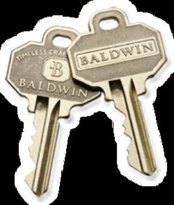 baldwin keys