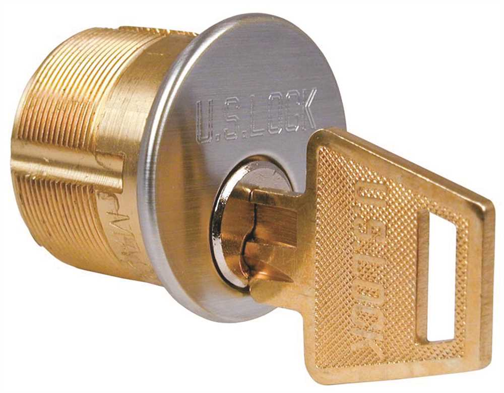Mortise Cylinders