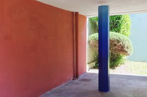 """Emmanuelle Leblanc, """"Vers le bleu"""", 2019"""