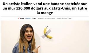 Newsjaking banane