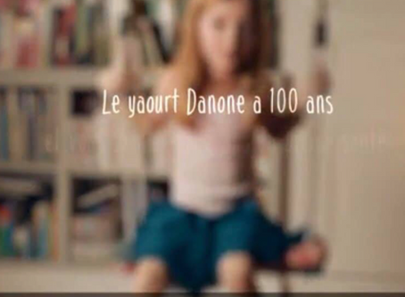 Le Yaourt Danone a 100 ans.