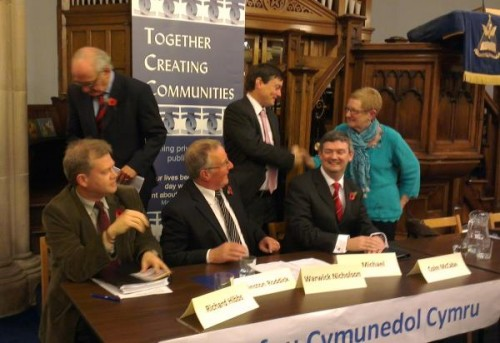 North Wales PCC Accountability Meeting
