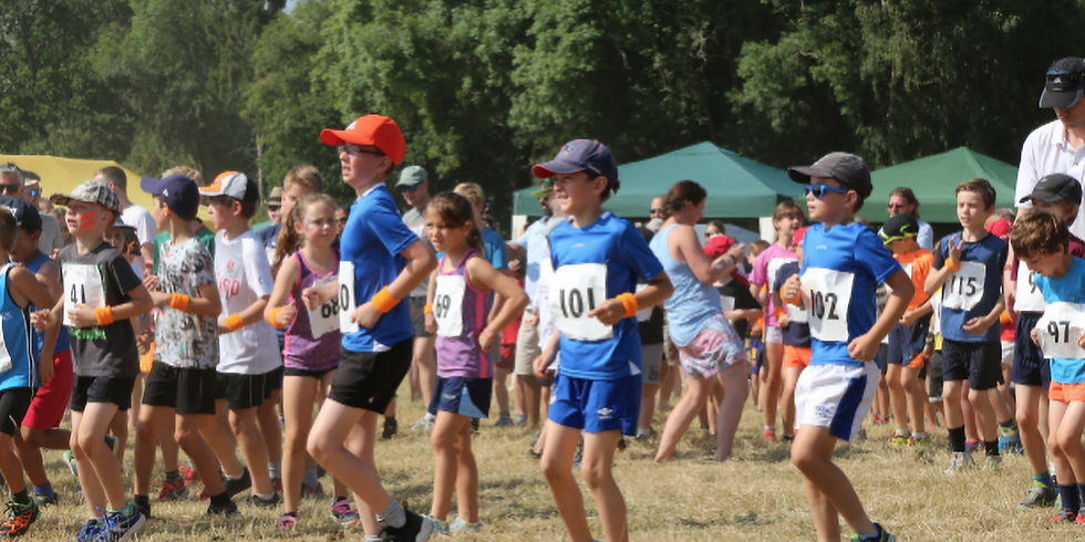 The Children's Challenge Cross-Country Relay