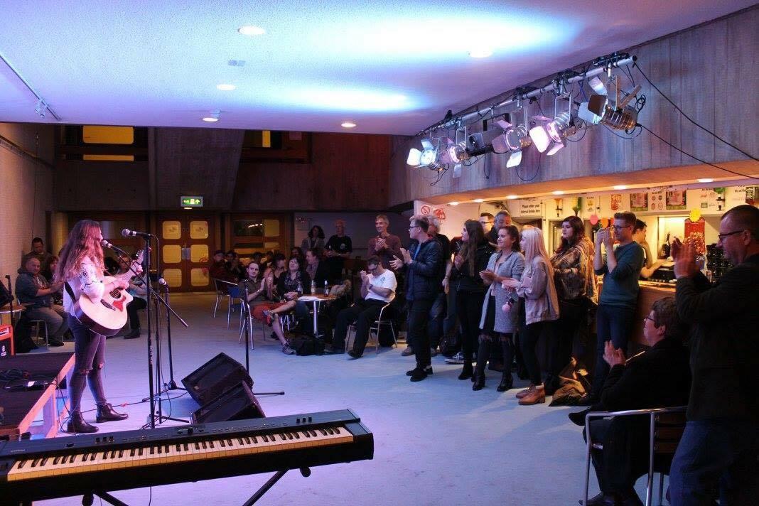 Surrey Transmission LIVE 2016