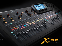Behringer X32 for live Gigs